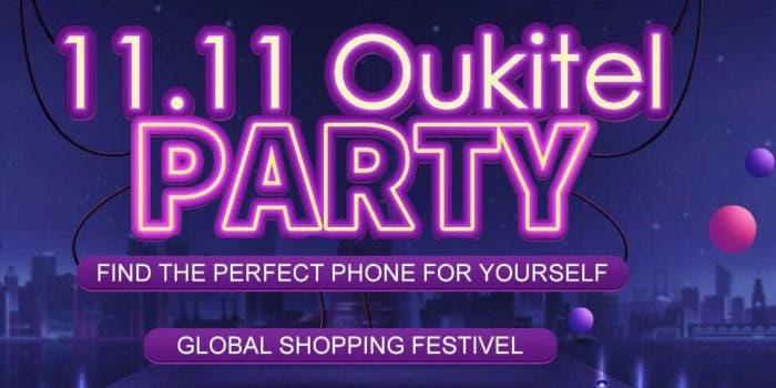oukitel party