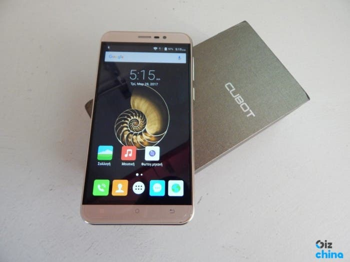 cubot note s review