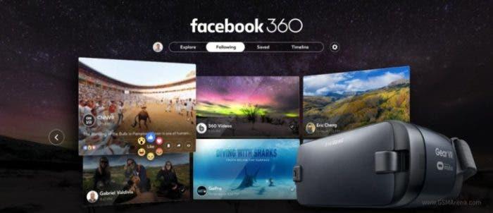 facebook 360 app