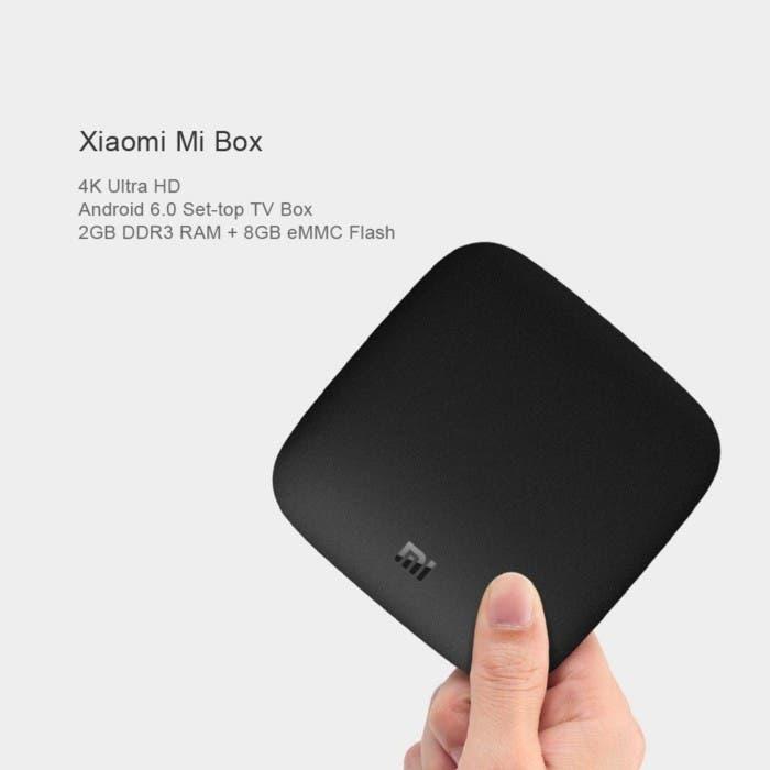 Xiaomi Mi Box 4K
