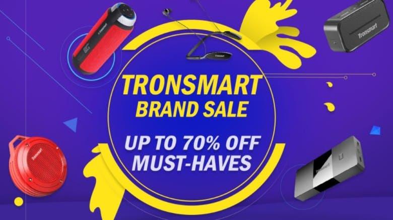 Tronsmart brand sale