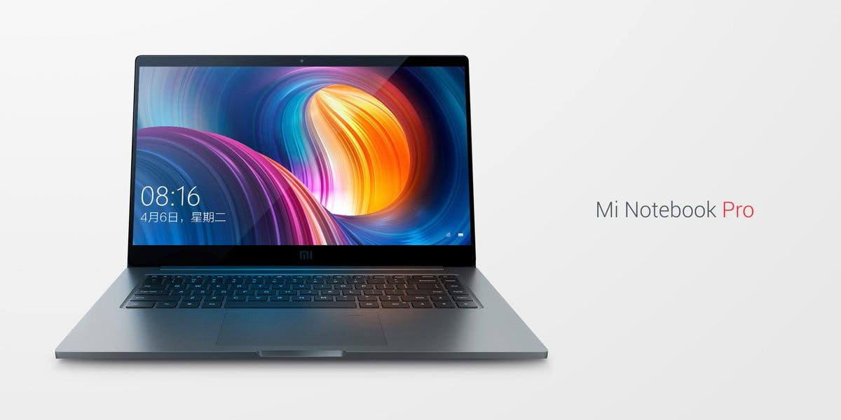 mi notebook pro fingerprint recognition