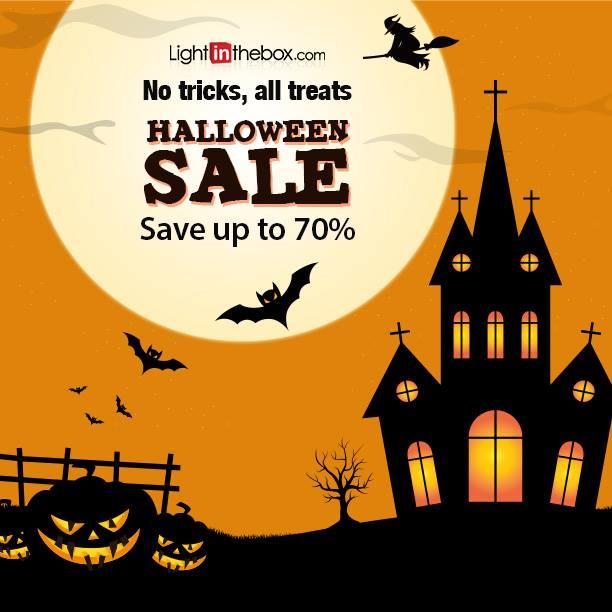 Lightinthebox Halloween Discount
