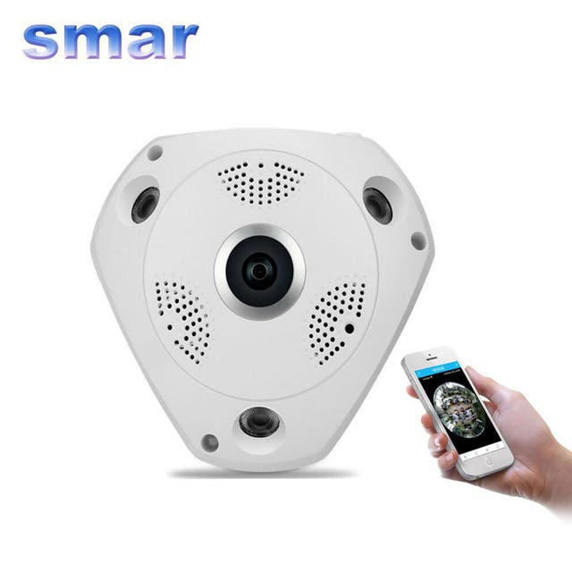 960P HD 360 Degree Wireless IP Camera