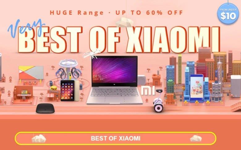 Best of Xiaomi sales