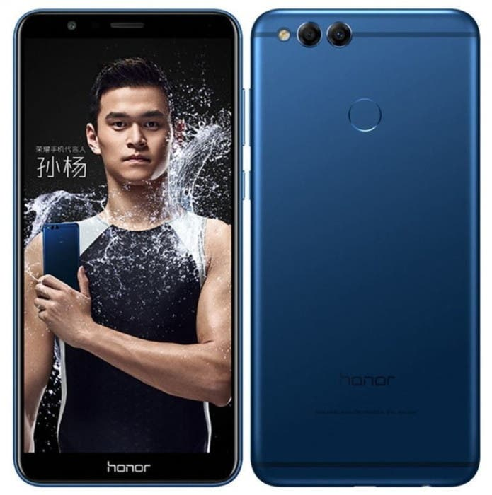 Huawei Honor 7X: