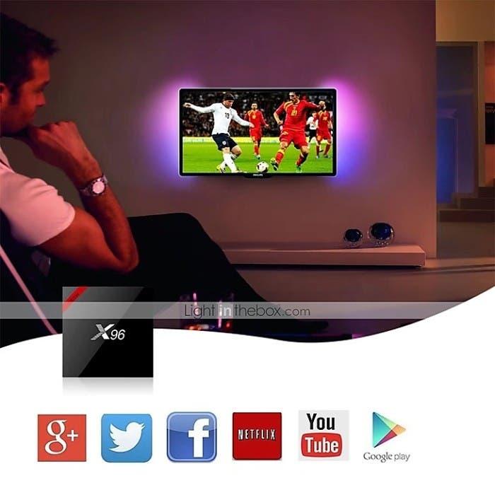 X96W TV box