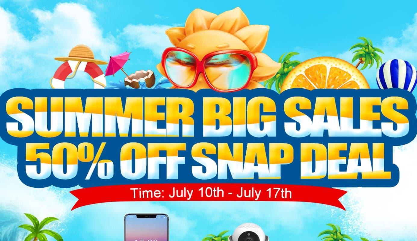 Summer Big Sales