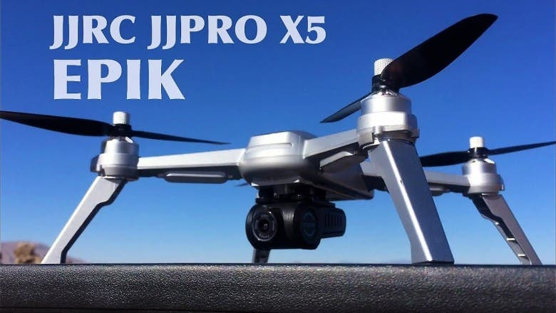 JJRC JJPRO X5