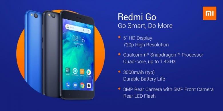 Redmi Go