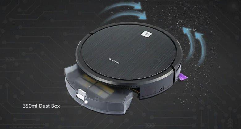 Alfawise V8S Robot Vacuum