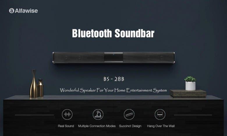 Alfawise BS - 28B Soundbar