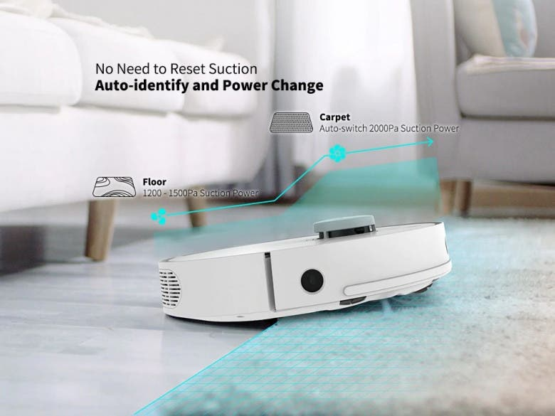 360 S5 Smart Robot Vacuum