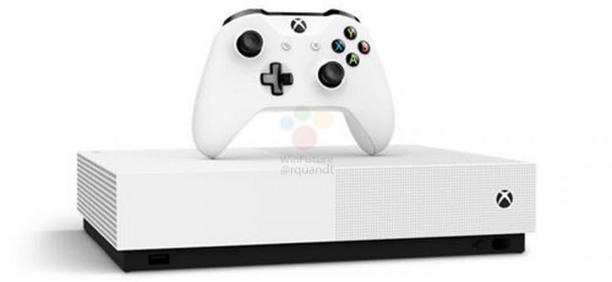 Microsoft Xbox One X και One S digital