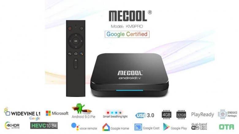 MECOOL KM9 Pro