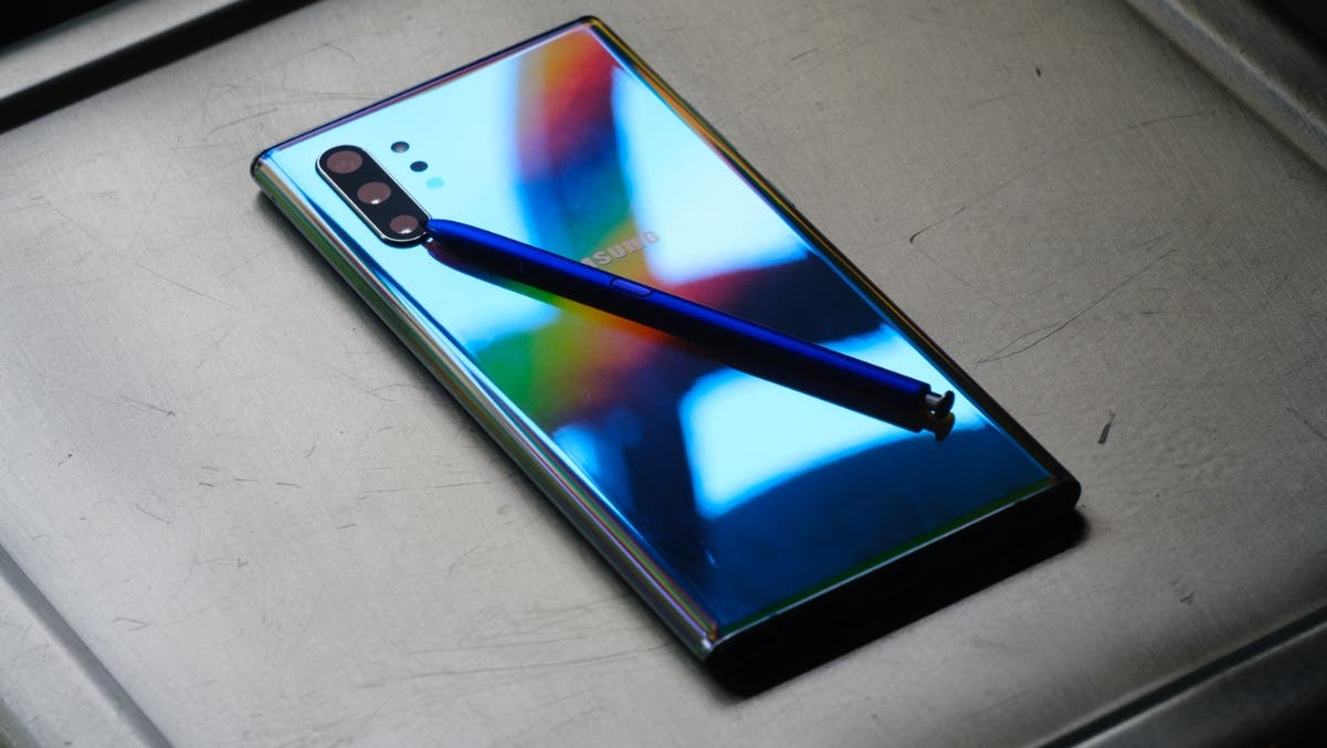 galaxy note10 plus