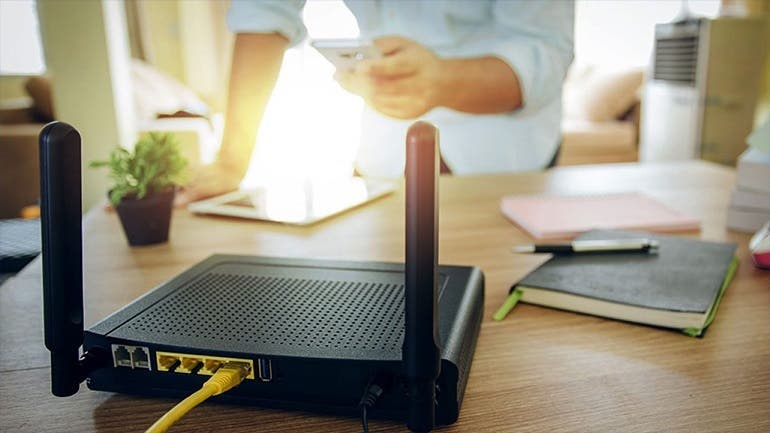 WiFi δίκτυο
