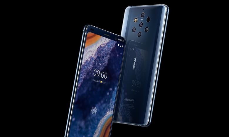Nokia 9 Pure