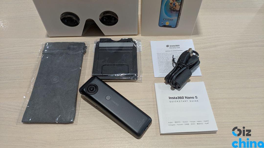 Insta360 Nano S review