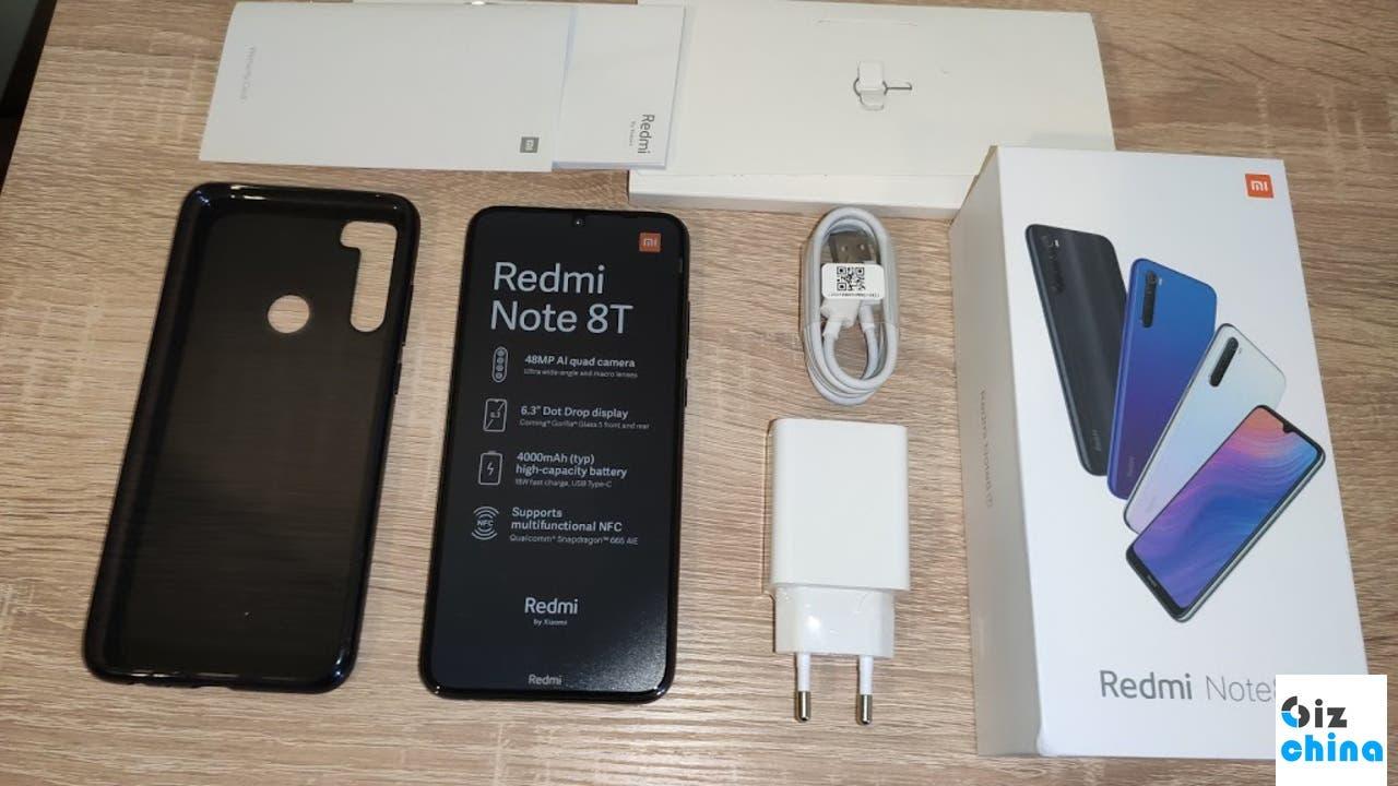 Redmi Note 8T