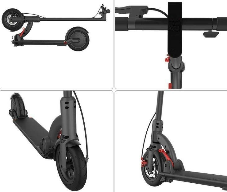 N4 Folding Electric Bike