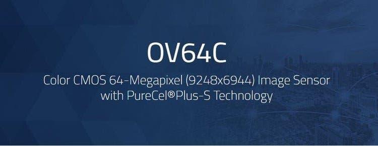 Omnivision OV64C