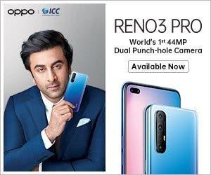 OPPO Reno 3