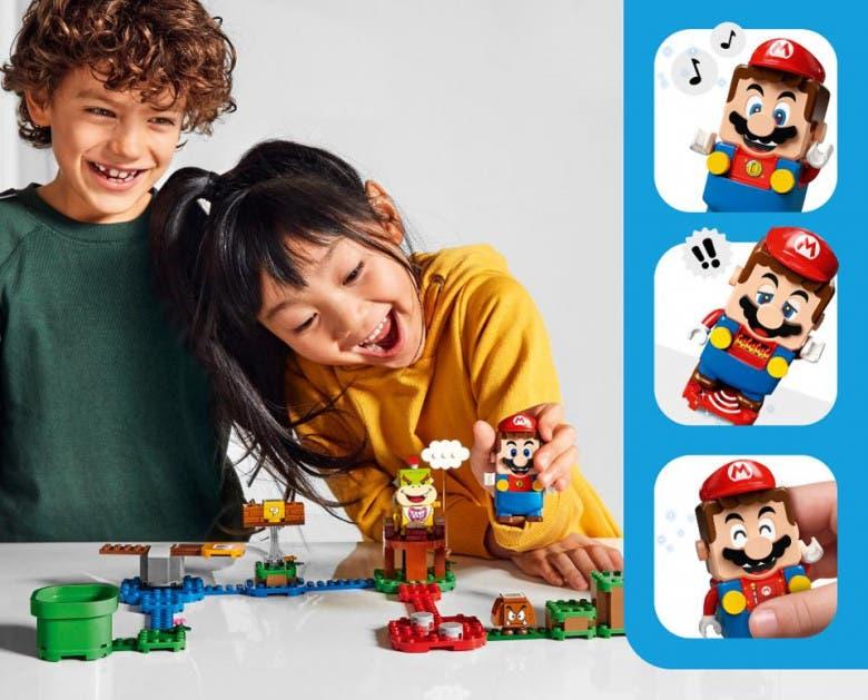 Super Mario σε LEGO