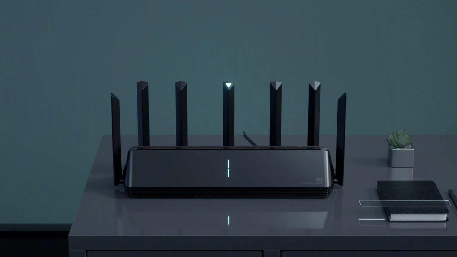 Xiaomi AIoT AX3600 WiFi 6 router