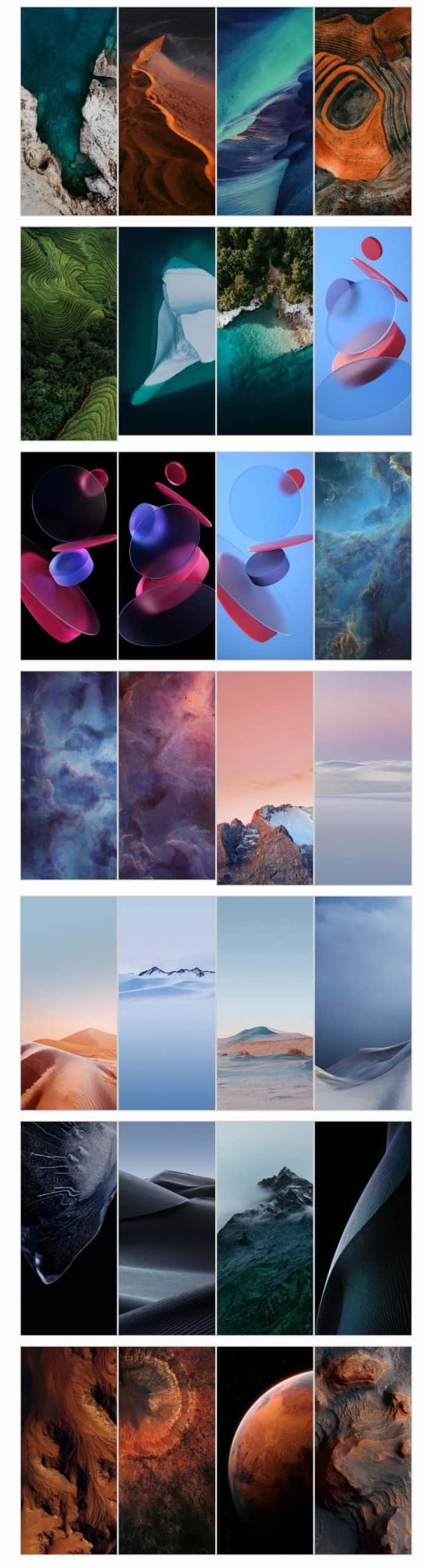 miui 12 wallpapers