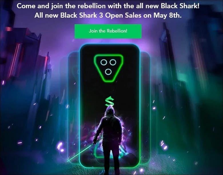 Black Shark 3 / 3 Pro