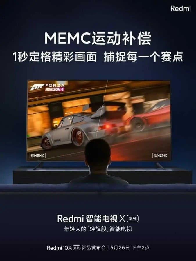 Redmi X TV