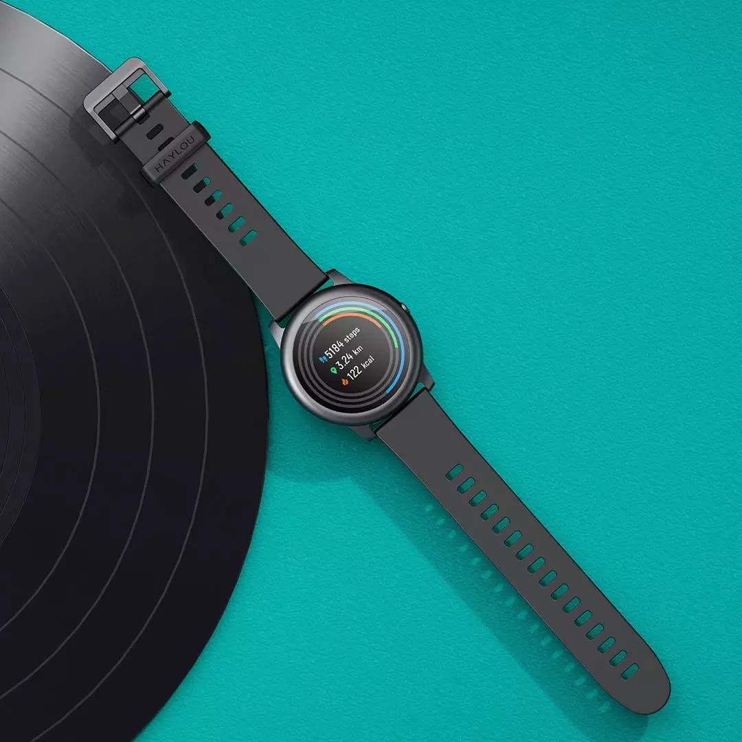 Haylou LS04 Solar Smartwatch