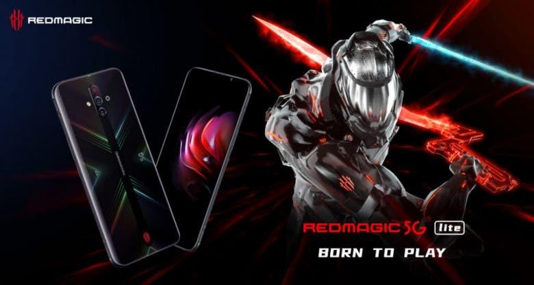 Nubia RedMagic 5G Lite