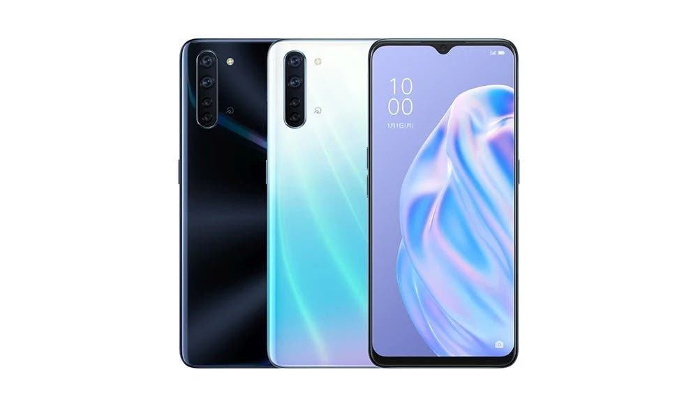 OPPO Reno3 A with 6.44-inch display and 48MP quad cameras
