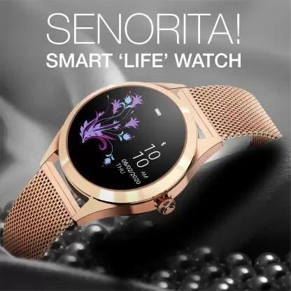 Gionee Watch 4, Watch 5 and Senorita