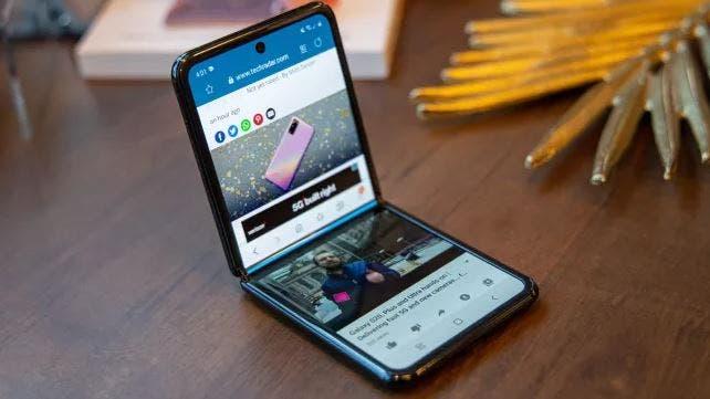 Galaxy Z Flip2