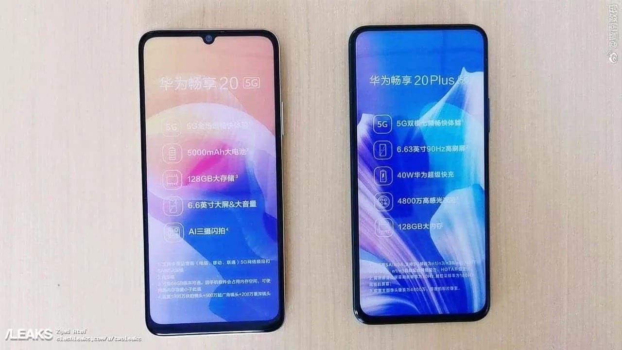 Huawei Enjoy 20 / 20 Plus