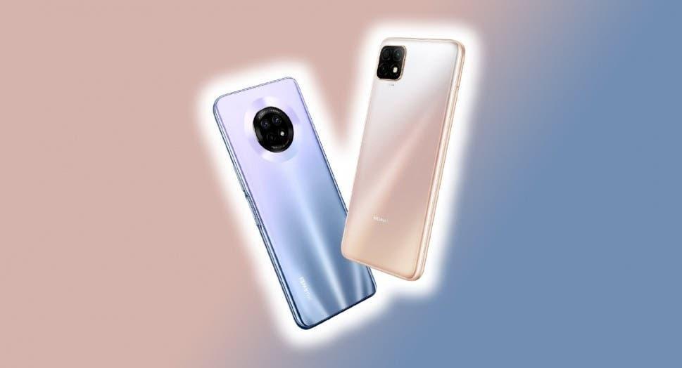 Huawei Enjoy 20, Huawei Enjoy 20 Plus