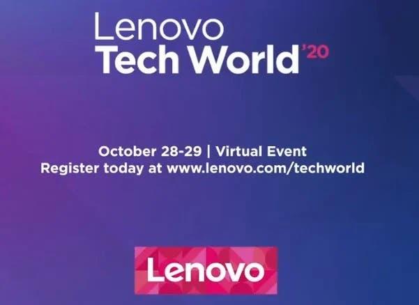 Lenovo Tech World 2020