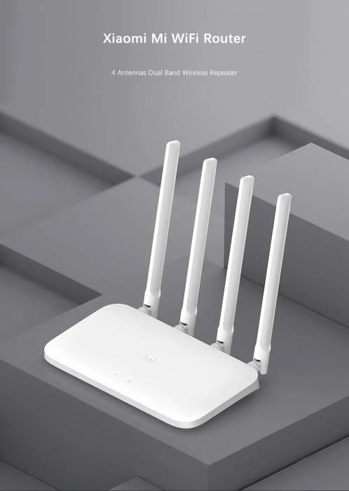 Xiaomi Mi Router 4Α