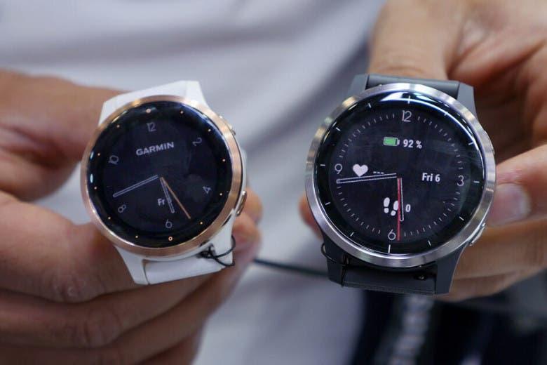 Garmin Vivoactive 4 smartwatches 2020