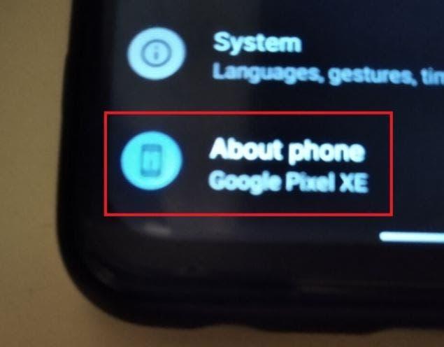 Pixel XE