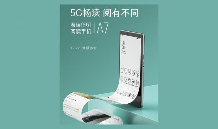 Hisense A7 5G