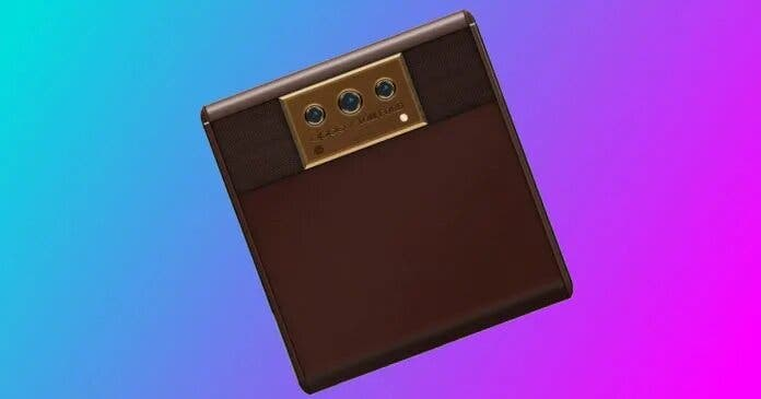 OPPO X Tom Ford Edition
