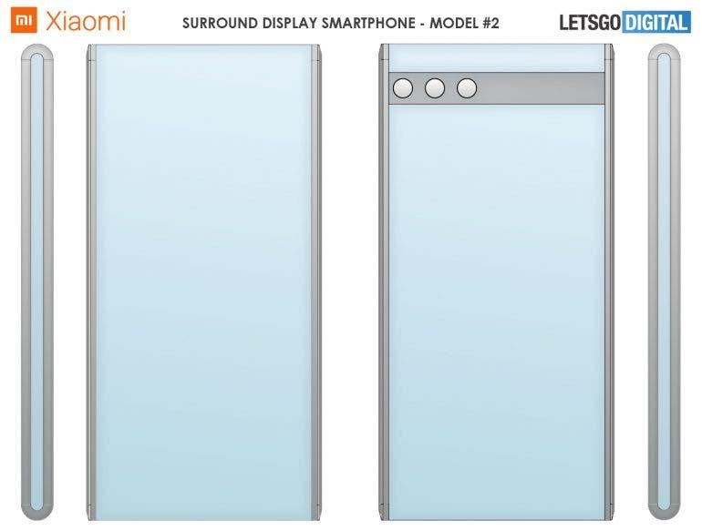xiaomi surround display design 2