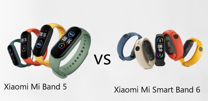 Xiaomi Mi Smart Band 6
