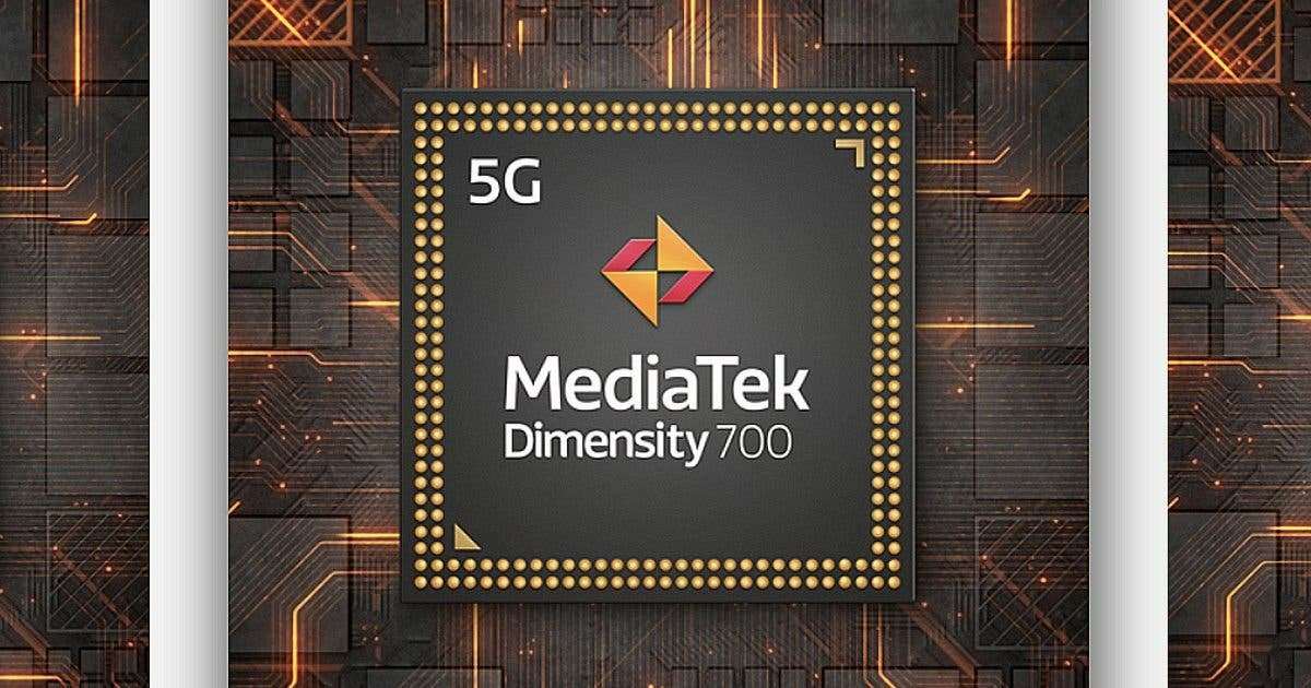 Dimensity 700