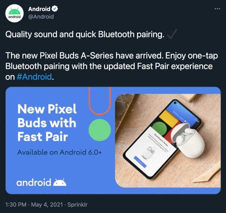 Pixel Buds A series