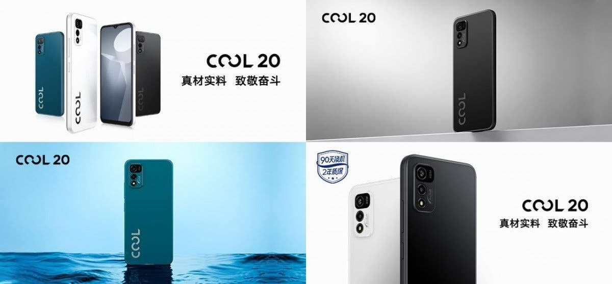 Coolpad Cool 20